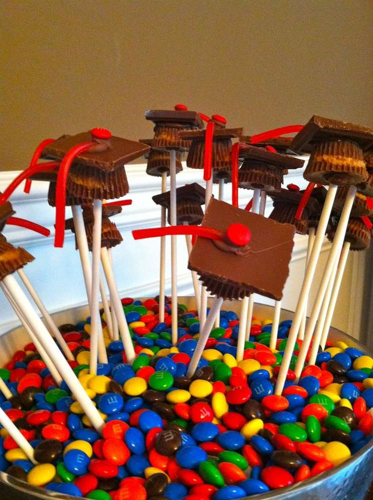 The Prep school colors Graduation/End of School Party Ideas | Photo 5 of 21 | Catch My Party