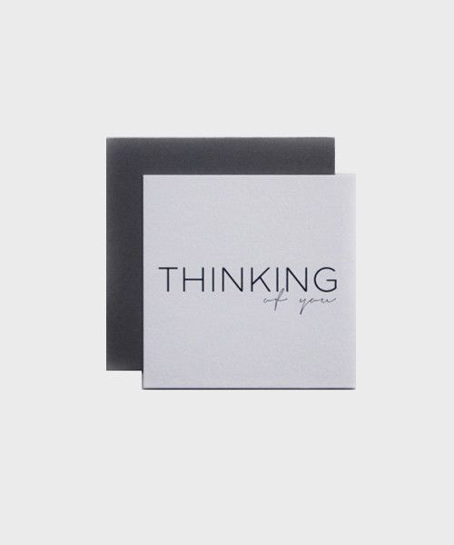 Mini Notecard  |  Thinking of You