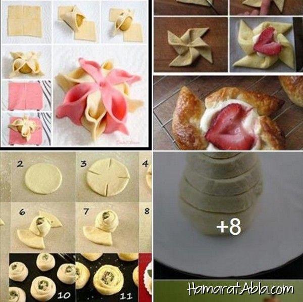 Sizinle, yıllarca saklayıp bakıp kullanacağınız tam 11 farklı börek modelinin yapılışını paylaşıyoruz. Bu modellere misafirleriniz çok şaşıracak! Galeri görsellerine İLERİ butonuna basarak ulaşabilirsiniz.