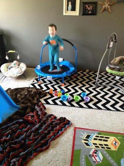 #trampoline #sensoryroom #cheronrug #americanrugcraftsmen #arearug #kidsroom