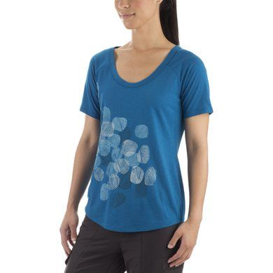 MEC Sparrowgrass Short Sleeve Top (Women's) - Mountain Equipment Co-op. Free Shipping Available $36