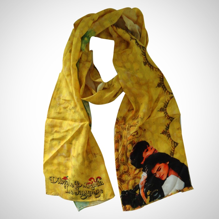 Dilwale Dulhania Le Jayenge Stole  Now At Rs. 795.00 #MyFavouriteStar