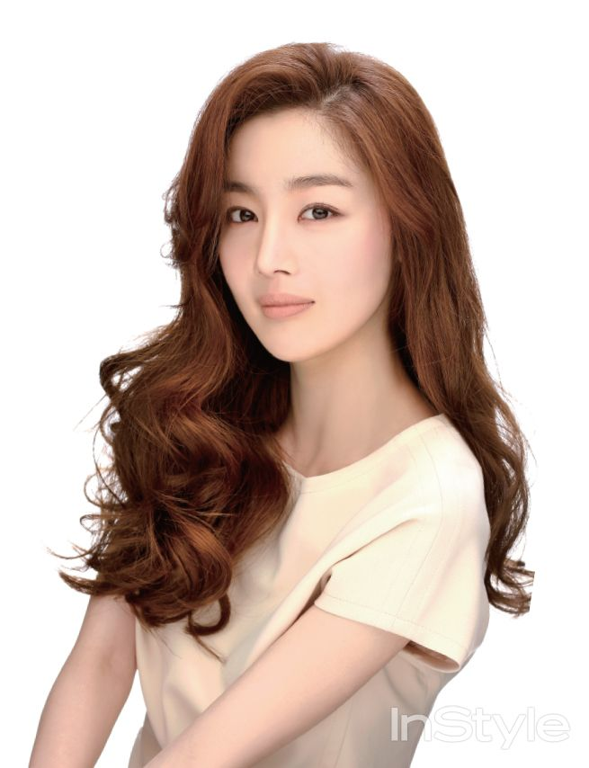 SECRET's Sun Hwa InStyle Korea Magazine August Issue '14