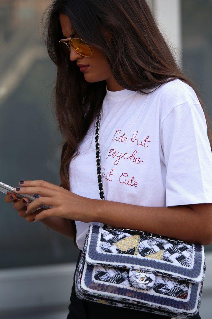 Chanel bag                  Image Source: Angela Datre