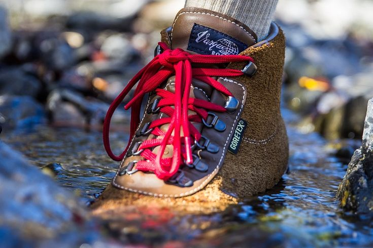 The ultimate classic hiking boots. Check out our review of the Vasque Sundowner GTX Boots for Women.