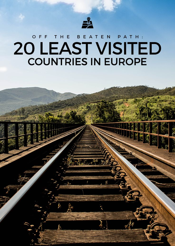 Are you looking for countries in Europe that are crowd-free and out of the ordinary? Check out these hidden gems that you should absolutely travel to! | via http://iAmAileen.com/least-visited-countries-in-europe/ #ttot #Europe #countriesineurope #leastvisited #travel