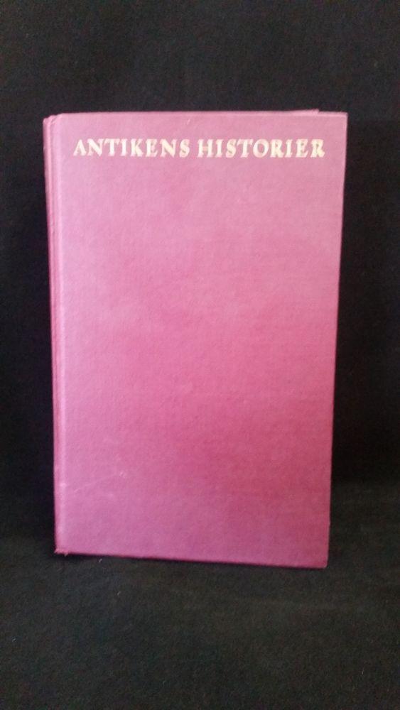 Antikens Historier Volume 2 ROM DET ROMERSKA RIKET REGISTER OSM KOMMEMTARER