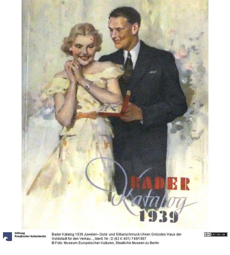 Bader Katalog, 1939