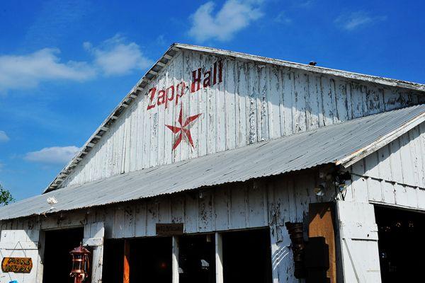 Visit Zapp Hall in Warrenton, TX