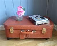 Koffert-bord på hjul Rune