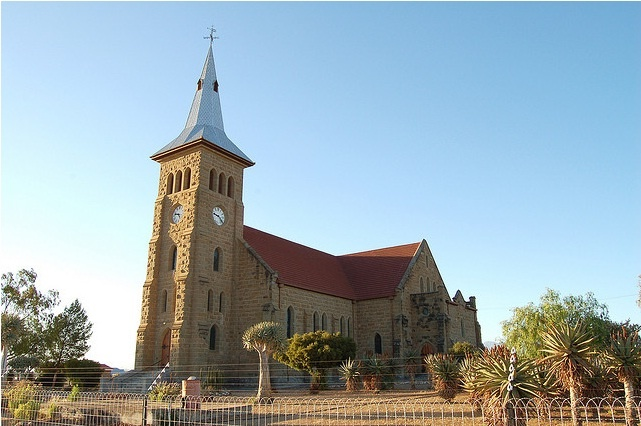 NG Kerk Volmoed