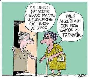 ... Abuelicas ... Imagenes de risa 2016 Mega Memeces Más en I➨ www.megamemeces.c...