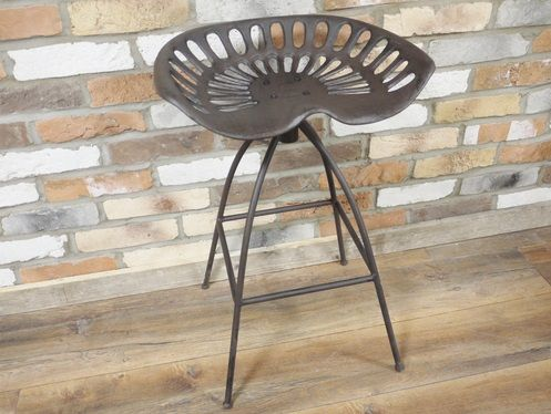Industrial Tractor Stool with spinning seat