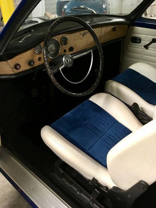 Volkswagen - Karmann ghia cabrio - 1970