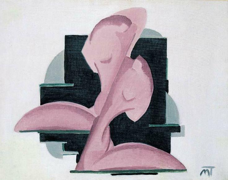 Janos Mattis-Teutsch, Composition, 1925