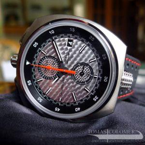 Relojes ediciones limitadas Omega Seamaster Bullhead Rallye 225.12.43.50.04.001 - Relojería Barcelona Tomas Colomer