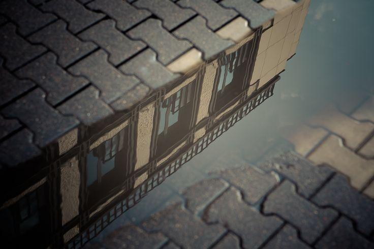 puddle of #foksal residence