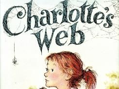 Charlotte's Web turns 60 this week. Ranked #1 greatest children's book by Scholastic Parent & Child magazine. This links to USA Today story.