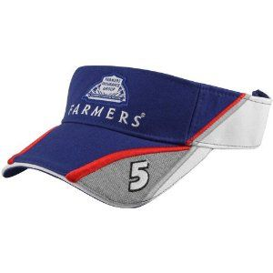 NASCAR Chase Authentics Kasey Kahne Downforce Adjustable Visor - Royal Blue by Football Fanatics. $17.95. Quality embroidery. Imported. Adjustable hook and loop fastener strap. 70% Cotton/30% Polyester. Chase Authentics Kasey Kahne Downforce Adjustable Visor - Royal BlueQuality embroideryOfficially licensed Kasey Kahne visorAdjustable hook and loop fastener strapImported70% Cotton/30% Polyester70% Cotton/30% PolyesterAdjustable hook and loop fastener strapQuality embroi...