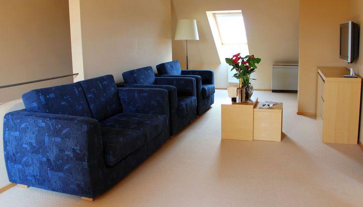 Attic suite - Living Room