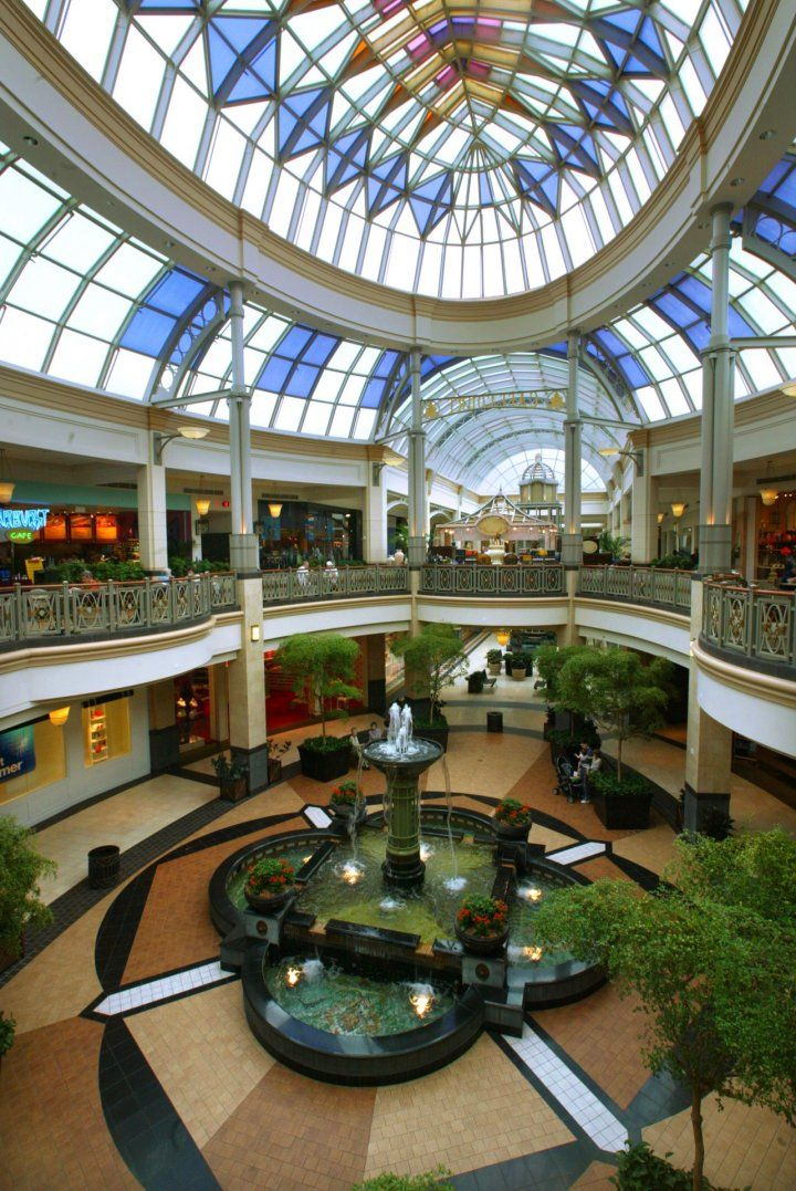 King of Prussia Mall. King of Prussia, PA  currently the biggest mall in America!