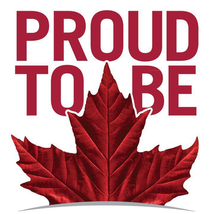 Always proud to be Canadian, but especially as I view the 2014 Olympics in Sochi! Well Done Team Canada!
