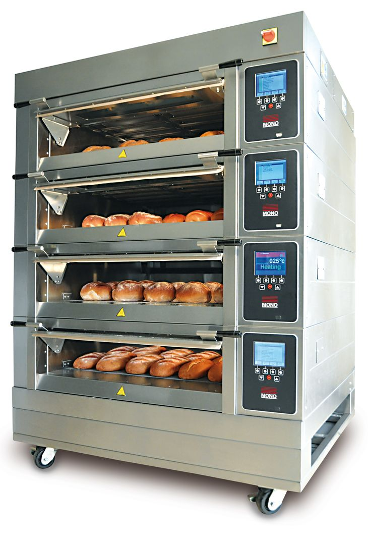 Mono Equipment's Harmony Deck Oven