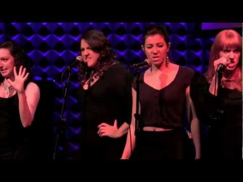 "Hayley Anna Norris, Kerri George, Emily Rogers, Emily Hughes, Katy Rea - ""The Ballad of Sara Berry"""