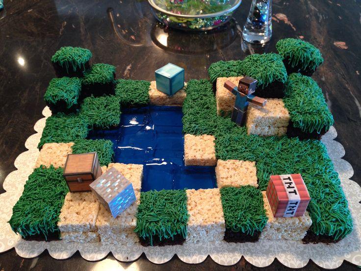 Best Minecraft Cakes