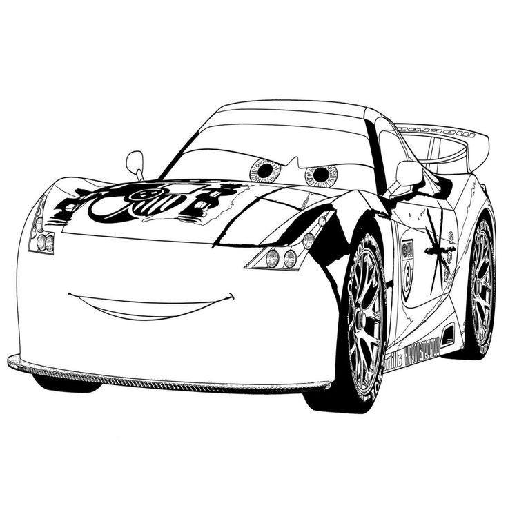 ausmalbilder autos mustang httpswwwlustigeausmalbilder