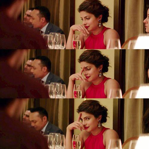 The gorgeous Priyanka from Dil Dhadakne Do.