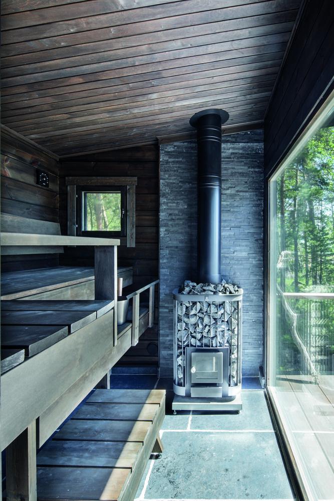 Gallery of Summer House on the Baltic Sea Island / Pluspuu Oy - 5