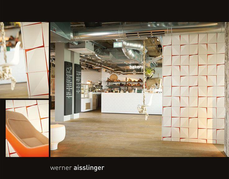 3D tapeta od Werner Aisslinger | DIMEX