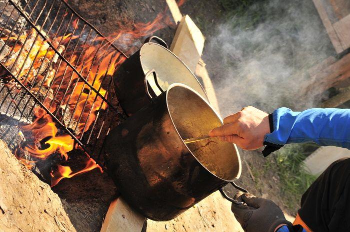Kochen Im Permakultur Garten Diy Und Selbermachen Permakultur Selbermachen