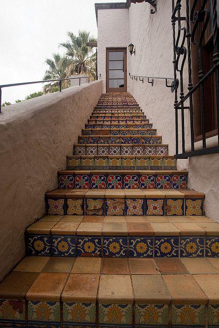 Spanish Tile   Flickr - Photo Sharing!