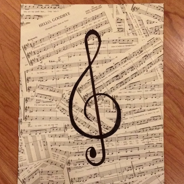 1000 Ideas About Easy Piano Songs On Pinterest: 1000+ Ideas About Music Crafts On Pinterest