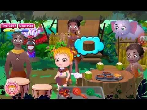 Baby hazel movies games HD video