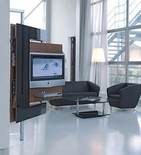 Trendy Swivel Tv Mount And Dvd Storage
