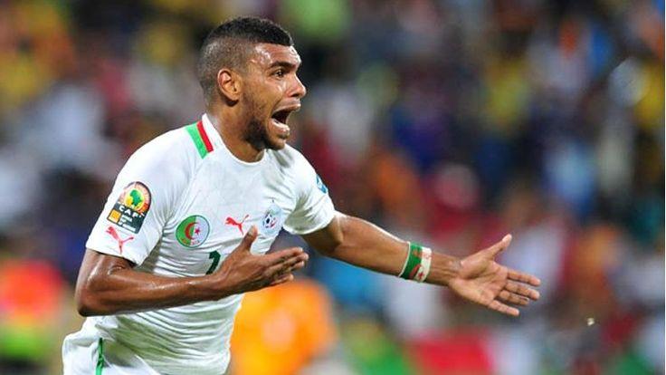 World Cup 2014 Spotlight on Algeria