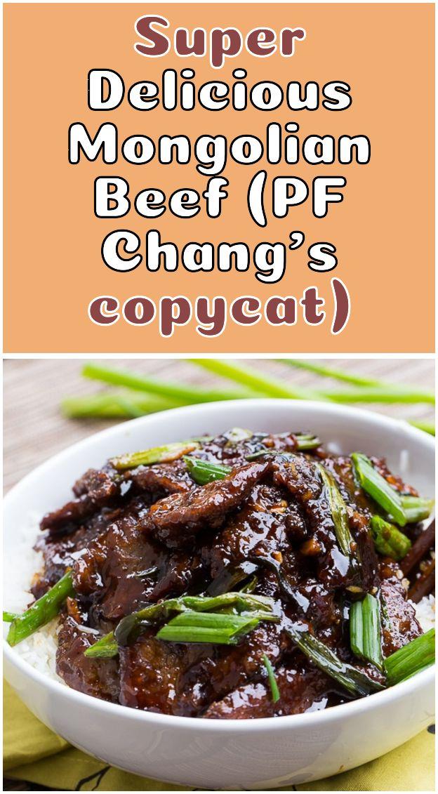 Super Delicious Mongolian Beef Pf Changs Copycat Paleo Reboot