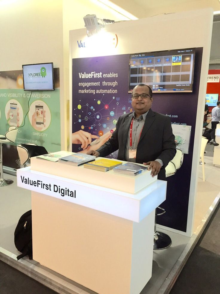 Team ValueFirst at #MWC2015