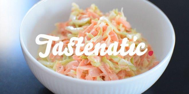 Coleslaw er den perfekte følgesvend til sommerens mange lækre grillretter! Navnligt går den rigtig g...