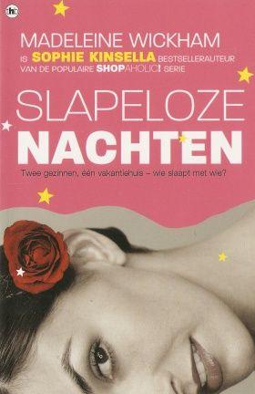 Madeleine Wickham (aka Sophie Kinsella) Slapeloze nachten (pocket)