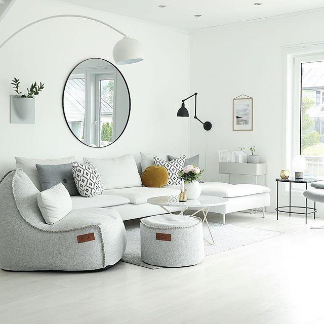 @sackit_official's beanbag... Like made for my living room