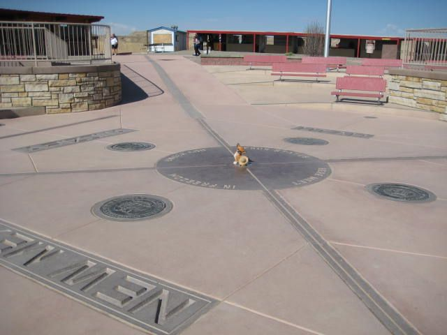 The Chihuahua at Four Corners