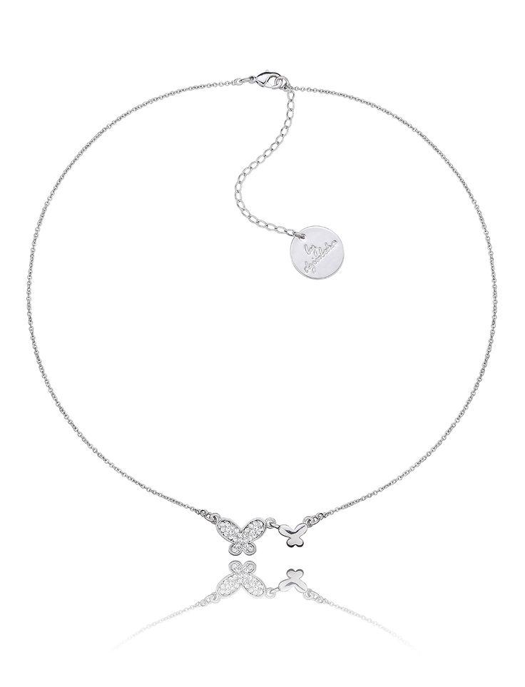 Naszyjnik z kolekcji ALL ME. Kolczyki z kolekcji ALL ME. #Bydziubeka #jewelry #necklace #elegant #woman #style