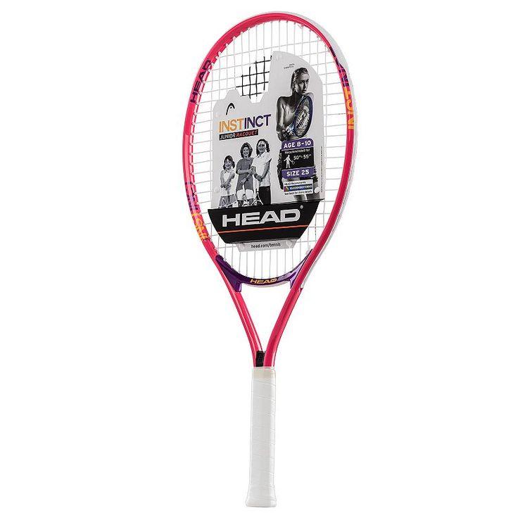 Head Instinct Junior Tennis Racquet, Multicolor