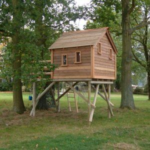 1000+ Ideas About Baumhaus Bauen On Pinterest | Outdoor Forts ... Baumhaus Bauen 20 Ideen Welt