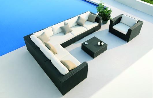 1000 images about salons de jardin design modulables ou - Ou trouver des coussins pour salon de jardin ...