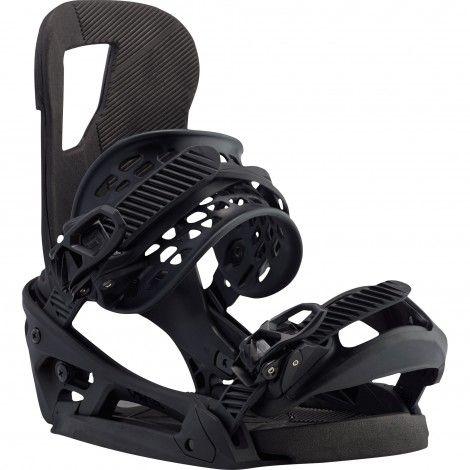 Burton Cartel EST snowboard bindingen black